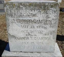Amanda S Cameron