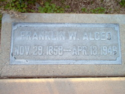 Franklin Warrington Algeo