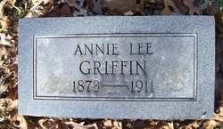 """Anne Lee """"Annie"""" <I>Bennett</I> Griffin"""