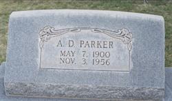 "Aaron David ""A.D."" Parker"