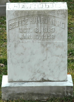 George Henry Harding, MD