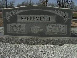 Raymond Dietrich Paul Barkemeyer