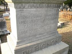 Fleming Grantland DuBignon