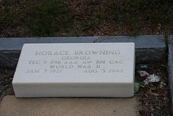 Horace Browning