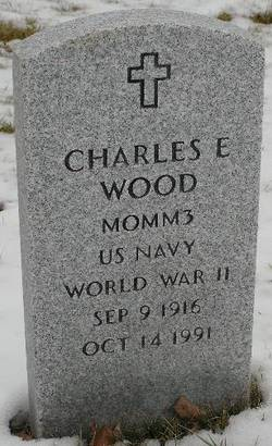 "Charles Edward ""Challie"" Wood"