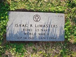 Isaac Richard Lemasters