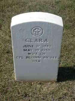 Clara Bigbee