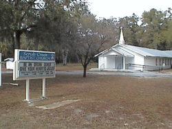 Scrub Creek Baptist Church Cemetery