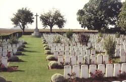 Houchin British Cemetery
