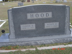 Wyatt Otis Hood