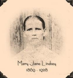 Mary Jane <I>Lindsey</I> DeRossett