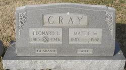 Mattie M. Gray