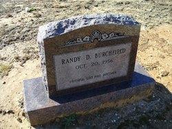 Randy D Burchfield