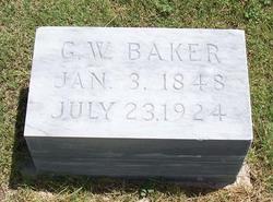 George Washington Baker