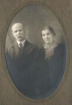 Annie <I>Martin</I> McPherson