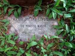 Maj Joseph Lindsley