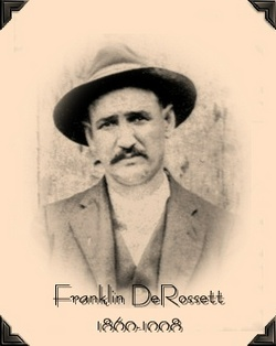 Franklin Monroe DeRossett