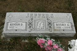 Beverly Ann <I>Brown</I> Jeffers
