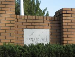 Hazzard Hill Cemetery