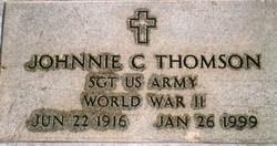 Johnnie C Thomson