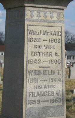 William J. McKaig