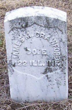 James M Crawford