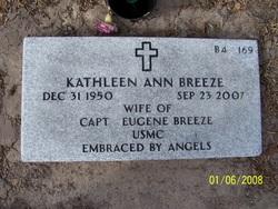 Kathleen Ann Breeze