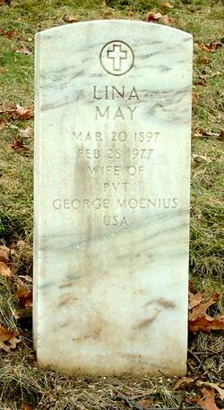 Lina May Moenius