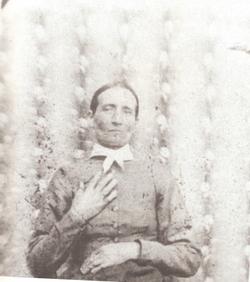 Mary Elizabeth <I>Waddell</I> Skaggs