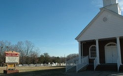 Camp Creek Baptist Church Cemetery