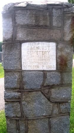 Oakhurst Cemetery