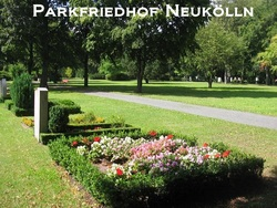Parkfriedhof Neukölln