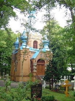 Russisch-Orthodoxer Friedhof