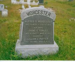 Alfred Small Worcester
