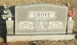 Clyde Herman Grove