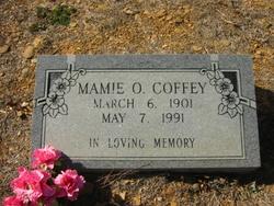 Mamie Olive <I>Sneed</I> Coffey