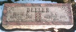 Bessie Z. <I>Gulick</I> Beeler
