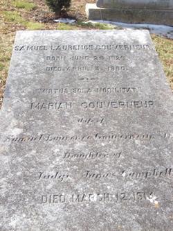 Samuel Laurence Gouverneur, Jr