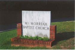 Mount Moriah Church Cemetery