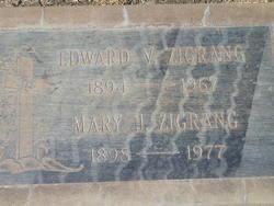 Mary Jane <I>Dowd</I> Zigrang