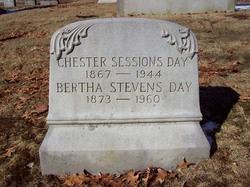 Bertha <I>Stevens</I> Day