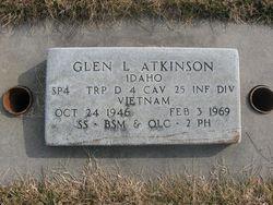 Glen Lawrence Atkinson