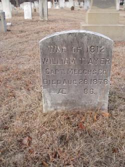 William Travis Ayer