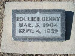 Rollie Edgar Denny