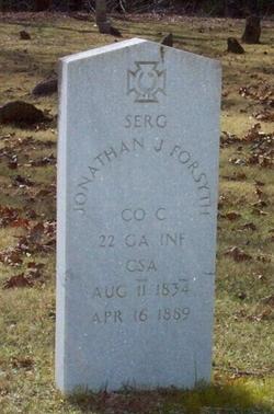 Jonathan J. Forsyth