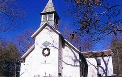 Carrs Hill Baptist Church Cemetery