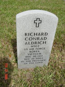 Richard Conrad Aldrich