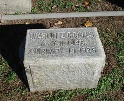 Charlotte G Gates