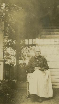 Mary Anne <I>Hill</I> Daniels