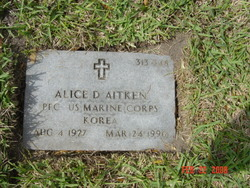 Alice Dorothy Aitken